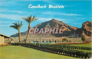 Moderne Karte Camelback Mountain Near Scottsdale Arizona