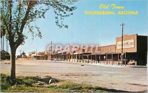 Moderne Karte Old Town Wickenburg Arizona