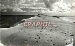 Moderne Karte Bassin d arcachon (gironde) le pyla la grande dune (la plus haute d europe 115m la foret l ocean