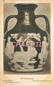Ansichtskarte AK The portland vase British museum