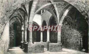 Moderne Karte Abbaye de Notre Dame de Lerins Ile Saint Honorat Cloitre du Monastere