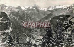 Moderne Karte Sixt (Hte Savoie) La Vallee du Fer a Cheval