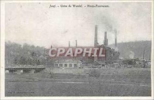 REPRO Joeuf Usine de Wendel Hauts Fourneaux