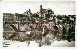 Moderne Karte Limoges Hte Vienne Pont St Etienne
