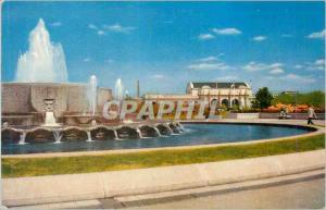 Moderne Karte Washington DC Union Station Covering 25 acres of Ground