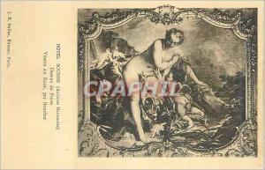 Ansichtskarte AK Hotel Soubise (Archives Nationales) Dessus de Porte Venus au Bain par Boucher