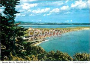 Moderne Karte Tramore Bay Co Waterford Ireland