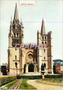 Moderne Karte Mende (Lozere) Les Beaux Sites de France La Cathedrale (Magnifique edifice construit en Majeure