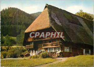 Moderne Karte Schwarzwalder Bauernhaus