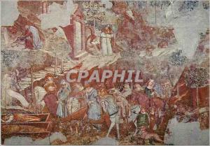 Moderne Karte Pisa Camposanto Monumentale Triomphe de la Mort La Cavaleade