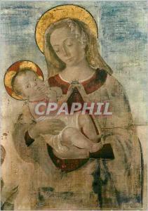 Moderne Karte Urbino Palazzo Ducale La Vierge avec L'Enfant