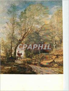 Moderne Karte National Gallery of Art Washington DC