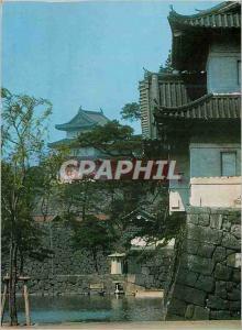 Moderne Karte Fujimi Yagura (Turret) of Imperial Plalace