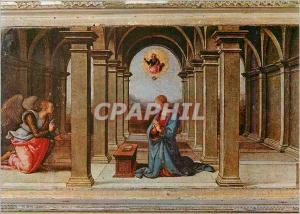 Moderne Karte Urbino Raffaello Sanzio Annonciation