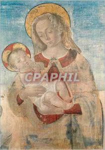 Moderne Karte Urbino Palazzo Ducale A Verrocchio Vierge a l'Enfant