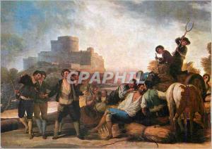 Moderne Karte Madrid Museo del Prado Goya (1746 1829) La Era