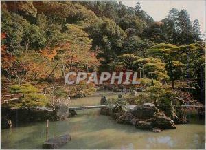Moderne Karte Garden at Ginkaku Ji Temple