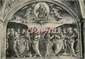 Moderne Karte Perugia College du Cambio Proffeti et Sibille Perugino
