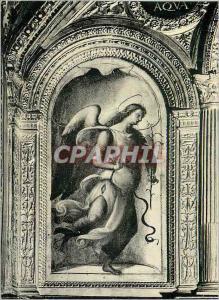 Moderne Karte Perugia L'Ange de l'Annociation de Giannicolo di Paolo