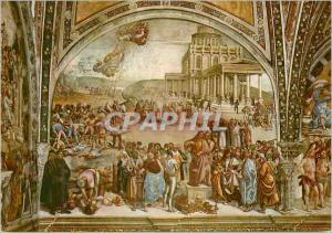 Moderne Karte Orvieto Interieur Dome Preedication Contre Crissto Luca Signorelli 1500