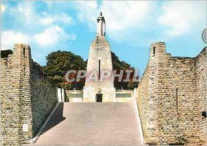 Moderne Karte Verdun (Meuse) Monument de la Victoire Militaria