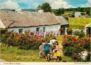 Moderne Karte Farm House in Ireland Ane Donkey