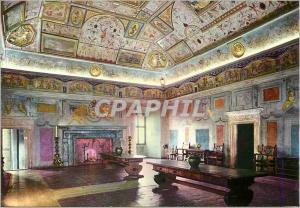 Moderne Karte Roma Museo Nazionale di Castel S Angelo La Salle de la Bibliotheque
