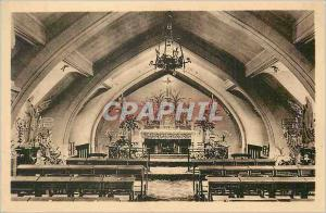 Ansichtskarte AK Hopital Ecole de la Societe de Secours aux Blesses Militaires Chapelle