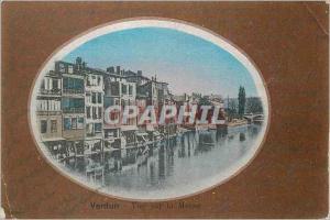 Ansichtskarte AK Verdun Vue sur la Meuse