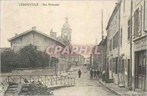 REPRO Lerouville Rue Nationale