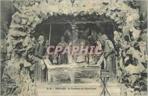 Ansichtskarte AK Thouars le Tombeau de Saint Laon