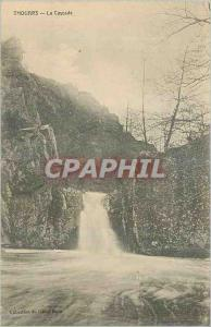 Ansichtskarte AK Thouars la Cascade