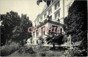 Moderne Karte Kocher's Hotel Washington Lugano