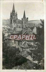 Moderne Karte Mende (Lozere) La Cathedrale