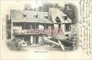 Ansichtskarte AK Moulin de Bernadette (carte 1900)