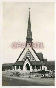Moderne Karte Eglise de Notre Dame du Leman Vongy Thonon les Bains (Hte Savoie)