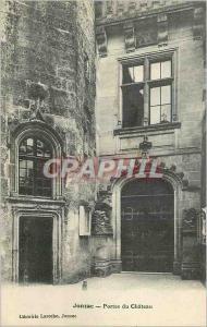 Ansichtskarte AK Jonzac Portes du Chateau