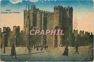 Ansichtskarte AK Gand Chateau des Comtes
