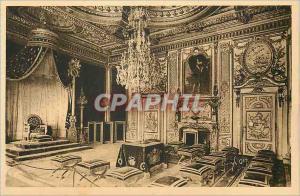 Ansichtskarte AK Fontainebleau (S et M) le Palais Salle du Trone la Douce France