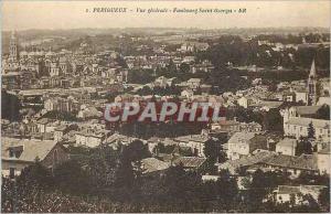 Ansichtskarte AK Perigueux Vue Generale Paubourg Saint Georges