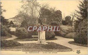 Ansichtskarte AK Perigueux Jardin des Arenes