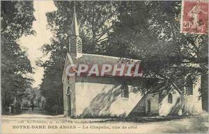 Ansichtskarte AK Notre Dame des Anges la Chapelle Vue de Cote