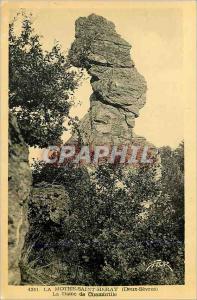 Ansichtskarte AK La Mothe Saint Heray (Deux Sevres)