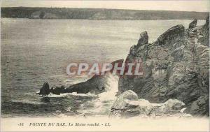 Ansichtskarte AK Pointe du Raz le Moine Couche