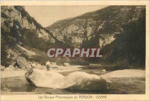 Ansichtskarte AK Les Gorges Pittoresques du Verdon Issane