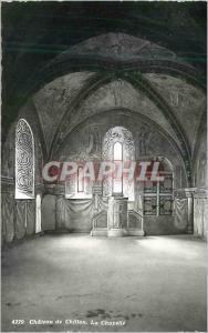 Moderne Karte Chateau de Chillon La Chapelle
