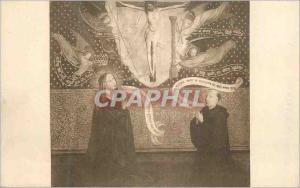Ansichtskarte AK Bruges Cathedrale Saint Sauveur Ecole de Bruges XVe Siecle