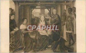 Ansichtskarte AK Bruges Hopital Saint Jean L'Adoration des Mages