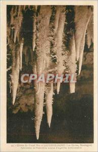Ansichtskarte AK Laugerie Basse (Les Eyzies Dordogne) Grotte du Grand Roc