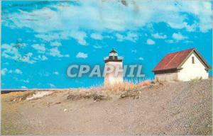 Moderne Karte Long Point Light Cape Cod National Seashare